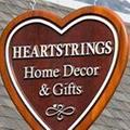Heartstrings Home Decor Logo