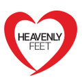 Heavenly Feet Logo