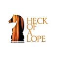 Heck Of A Lope Logo