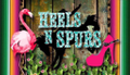 Heels N Spurs Boutique Logo