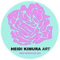 Heidi Kimura Art LLC Logo