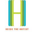 Heidi The Artist Logo