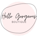 Hello Gorgeous Boutique Logo
