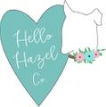Hello Hazel Co. USA Logo