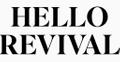 Hello Revival Logo