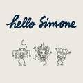 Hello Simone logo