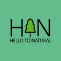 Hello to Natural USA Logo