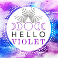 Hello Violet Logo