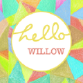 Hello Willow Logo