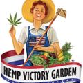 Hemp Victory Garden Logo