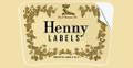 HennyLabels USA Logo