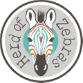 HERD OF ZEBRAS Logo