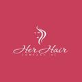 Her Hair Company Logo