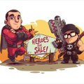 Heroes for Sale LV Logo