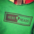 Hero Heads ® Clothing Logo