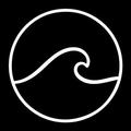 Her Waves Logo