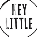 Hey little Store Logo