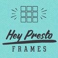 Hey Presto Frames Logo
