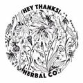 Hey Thanks! Herbal Co Logo