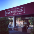 Hicks Brunson Eyewear USA Logo