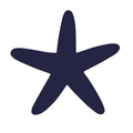Hidden Starfish Logo