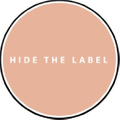 Hide the Label logo