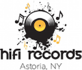 Hifi Records & Cafe Logo