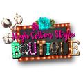 High Cotton Style Boutique logo