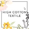 High Cotton Textile Logo