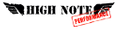High Note Performance Logo
