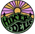 Hikerdelic UK Logo