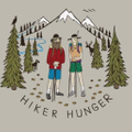 Hiker Hunger Logo