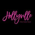 Hollyville Boutique Logo