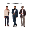 Hollywood Suits Logo