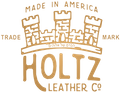 Holtz Leather Co. Logo