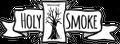 Holy Smoke Olive Oil  Logo