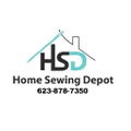 Home Sewing Depot logo