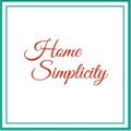 HomeSimplicity Australia Logo