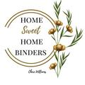 Home Sweet Home Binders Logo