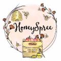 HoneySpree Logo