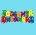 Squeaker Sneakers Logo