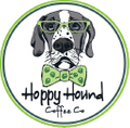 Hoppy Hound Coffee Logo