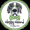 Hoppy Hound Coffee Logo