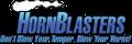 Hornblasters Logo