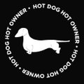 Hot Dog Hot Owner Logo