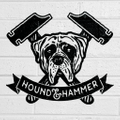 Hound and Hammer Logo