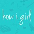 How I Girl logo