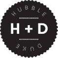 Hubble + Duke Logo