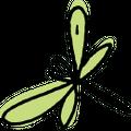 Hug A Bug Applique Logo