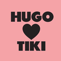Hugo Loves Tiki Logo